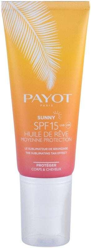 Payot Sunny Dreamy Oil SPF15 Sun Body Lotion 100ml