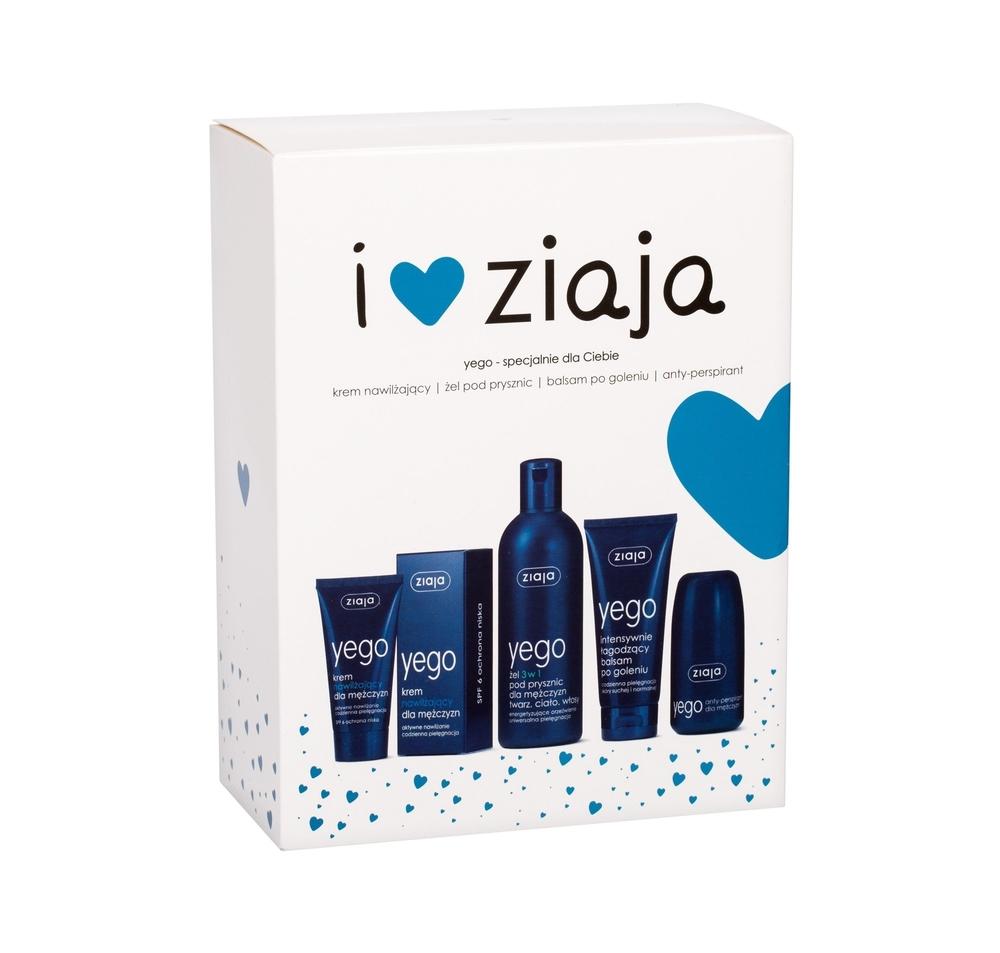 Ziaja Men Shower Gel 300ml - Set