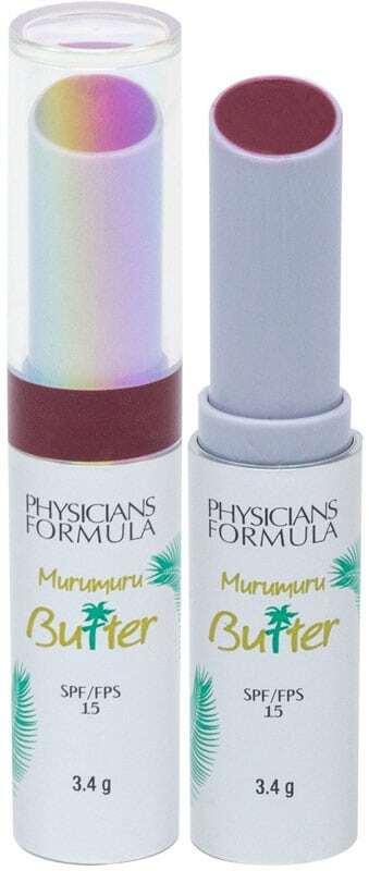 Physicians Formula Murumuru Butter Lip Cream SPF15 Lip Balm Acaí Berry 3,4gr