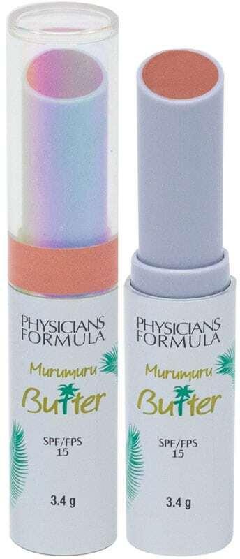 Physicians Formula Murumuru Butter Lip Cream SPF15 Lip Balm Soaking Up The Sun 3,4gr