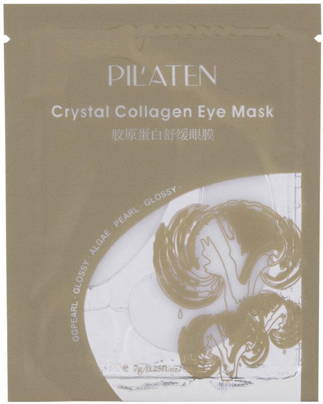Pilaten Collagen Crystal Collagen Eye Mask Eye Gel 7gr (For All Ages)