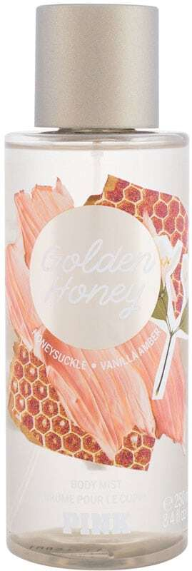 Pink Golden Honey Body Spray 250ml