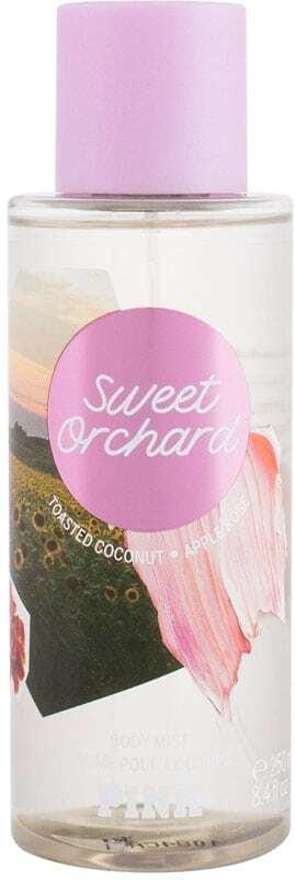 Pink Sweet Orchard Body Spray 250ml