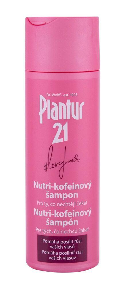 Plantur 21 Nutri-Coffein #longhair Shampoo 200ml (Weak Hair - Anti Hair Loss)