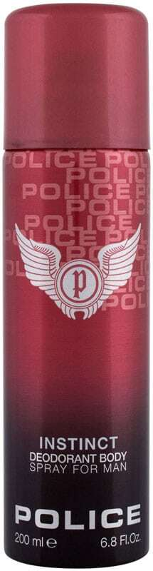 Police Instinct Deodorant 200ml (Deo Spray)