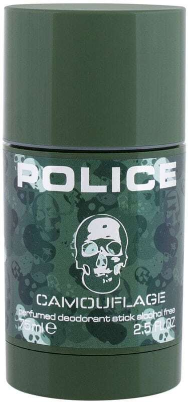 Police To Be Camouflage Deodorant 75ml (Deostick)