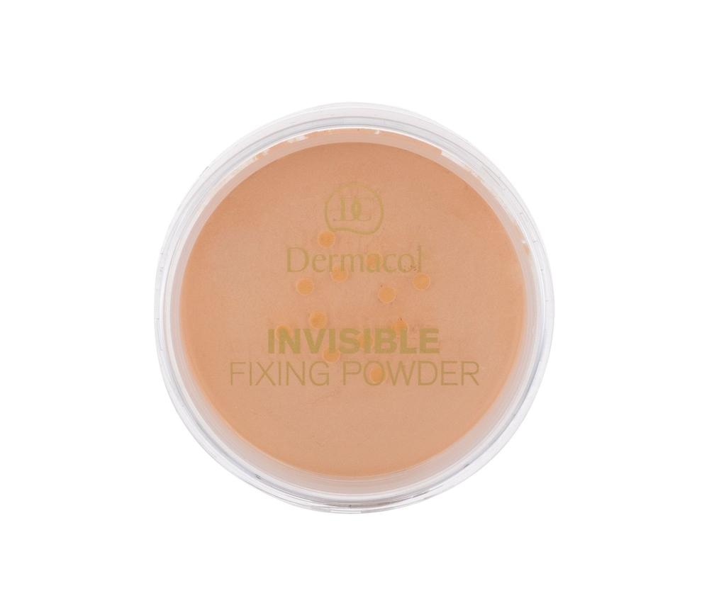 Dermacol Invisible Fixing Powder Powder 13gr Banana