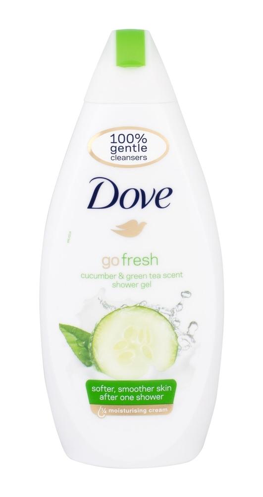 Dove Go Fresh Cucumber Shower Gel 500ml