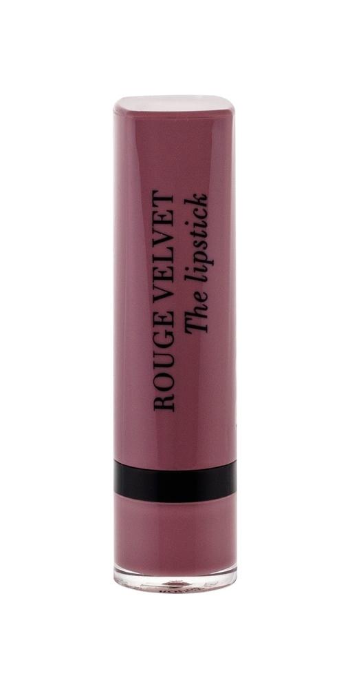 Bourjois Paris Rouge Velvet The Lipstick Lipstick 2,4gr 17 From Paris With Mauve (Matt)