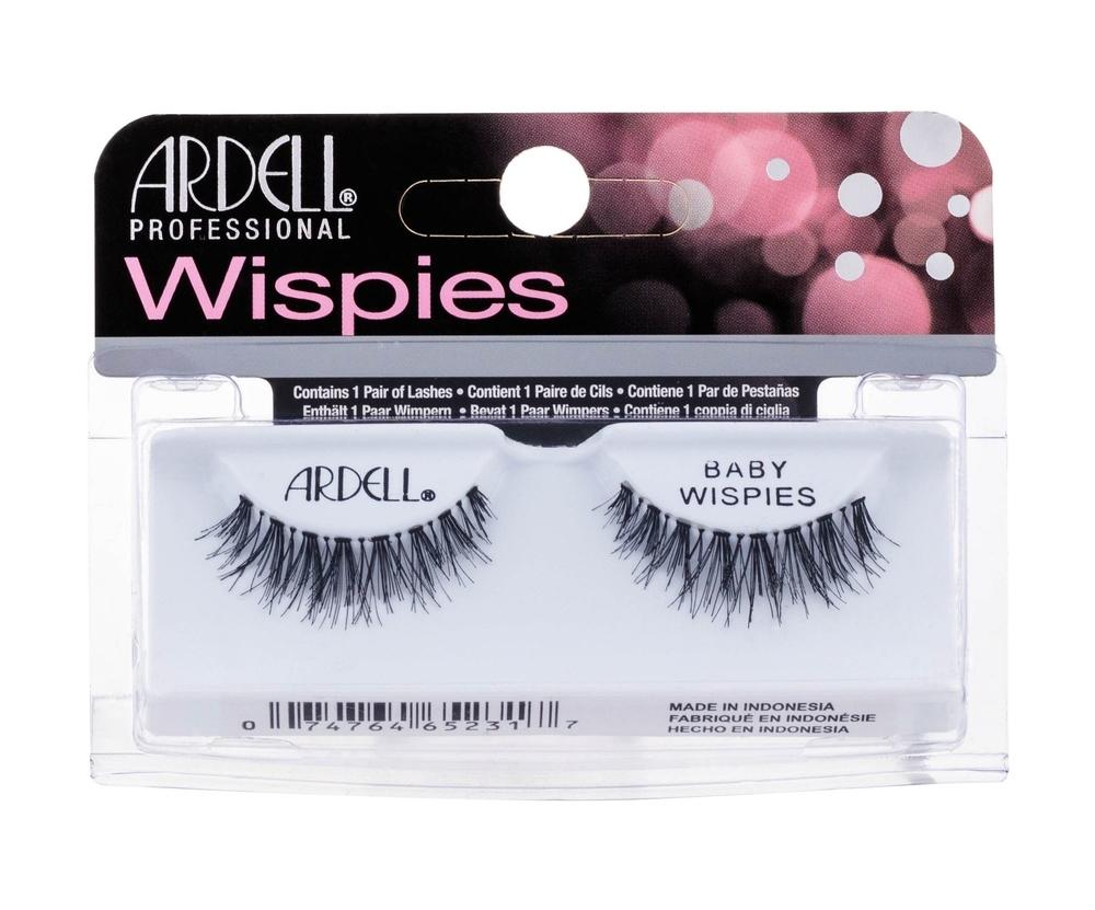 Ardell Wispies Baby Wispies False Eyelashes 1pc Black