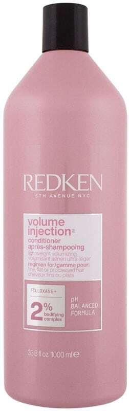 Redken Volume Injection Conditioner 1000ml (Fine Hair)