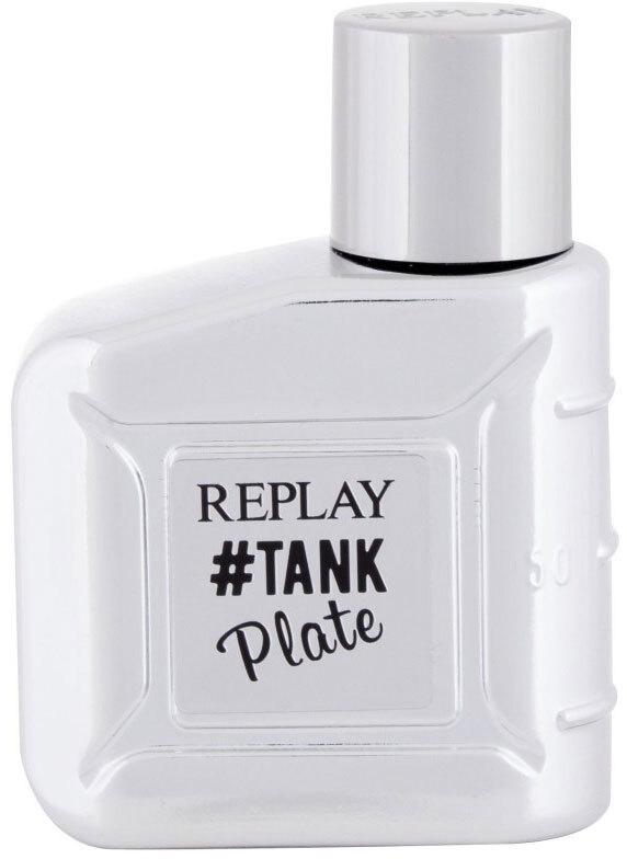 Replay #Tank Plate Eau de Toilette 50ml