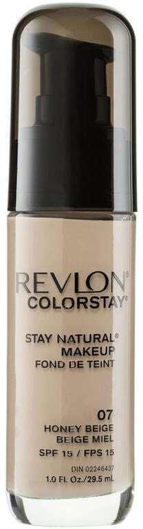 Revlon Colorstay Stay Natural SPF15 Makeup 07 Honey Beige 29,5ml