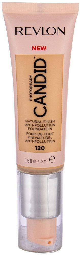 Revlon Photoready Candid Natural Finish Makeup 120 Buff 22ml