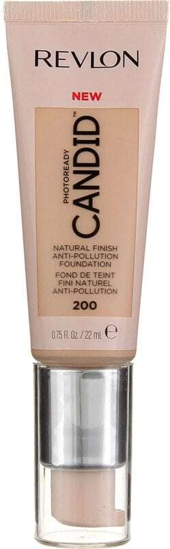 Revlon Photoready Candid Natural Finish Makeup 200 Nude 22ml