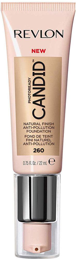 Revlon Photoready Candid Natural Finish Makeup 260 Chai 22ml