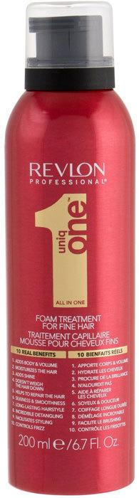 Revlon Professional Uniq One Foam Treatment Hair Volume 200ml