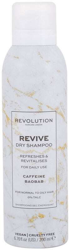 Revolution Haircare London Revive Dry Shampoo 200ml (Oily Hair)