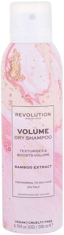 Revolution Haircare London Volume Dry Shampoo 200ml (Fine Hair - Oily Hair)