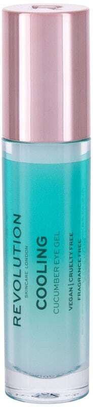 Revolution Skincare Cooling Cucumber Eye Gel 9ml (For All Ages)