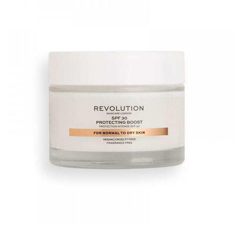 Revolution Skincare Moisture Cream Normal to Dry Skin SPF30 Day Cream 50ml (For All Ages)
