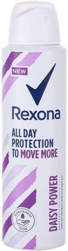Rexona Daisy Power Antiperspirant 150ml (Deo Spray)