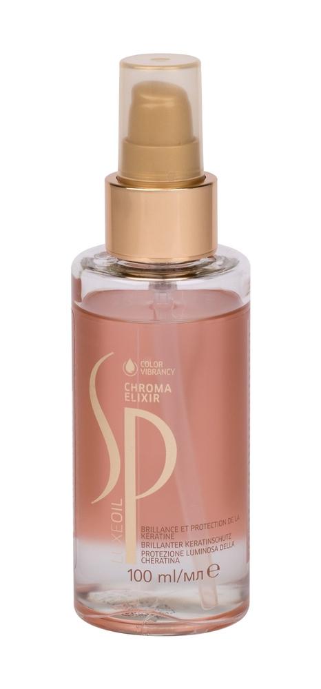 Wella Sp Luxeoil Chroma Elixir Hair Oils And Serum 100ml (Colored Hair)