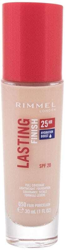 Rimmel London Lasting Finish 25H SPF20 Makeup 050 Fair Porcelain 30ml