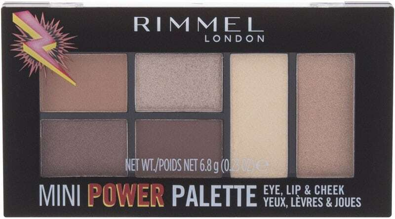 Rimmel London Mini Power Palette Makeup Palette 001 Fearless 6,8gr