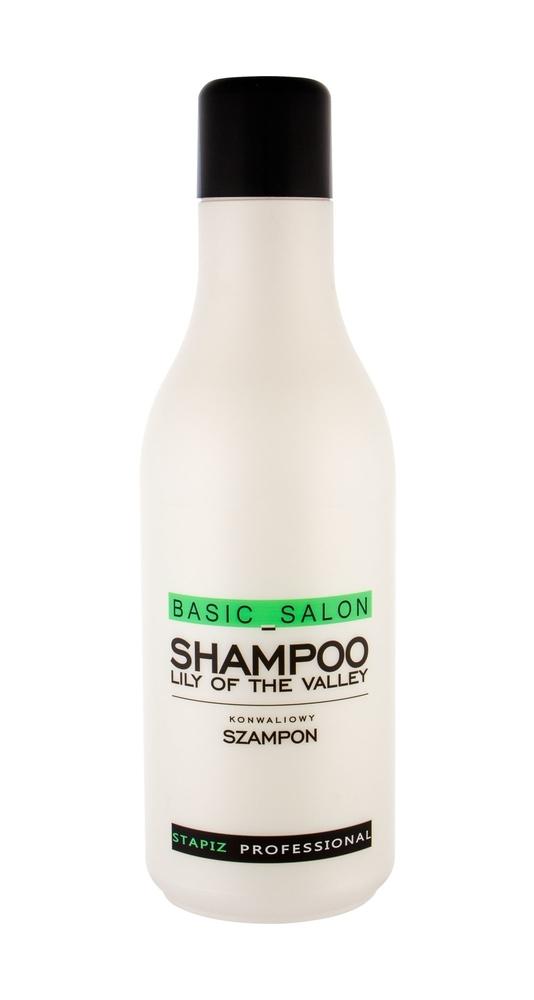 STAPIZ Basic Salon Shampoo szampon fryzjerski Lily Of The Valley 1000ml