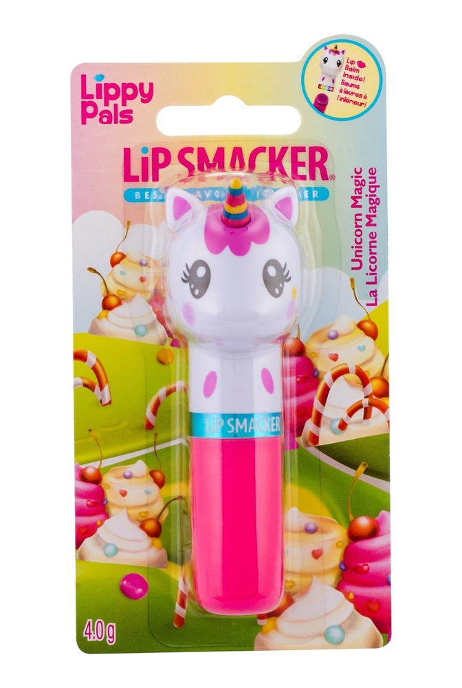 Lip Smacker Lippy Pals Lip Balm 4gr Unicorn Magic (For All Ages)