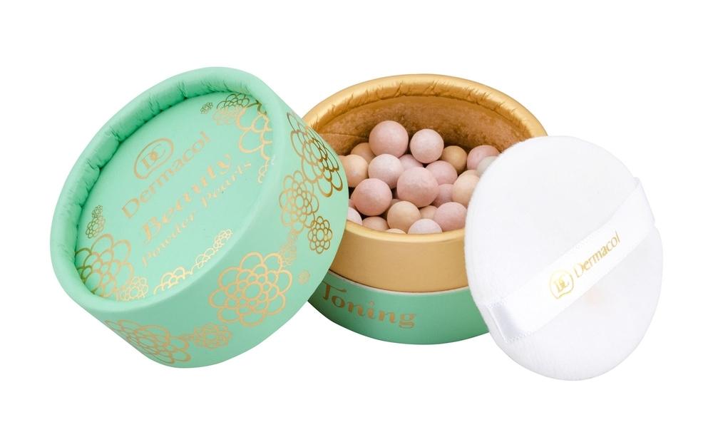 Dermacol Beauty Powder Pearls Powder 25gr Toning
