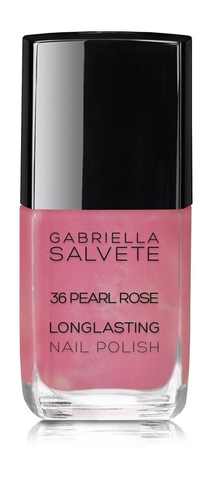 Gabriella Salvete Longlasting Enamel Nail Polish 11ml 36 Pearl Rose