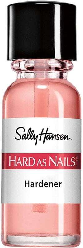 Sally Hansen Hard As Nails Hardener Nail Polish Natural Tint 13,3ml