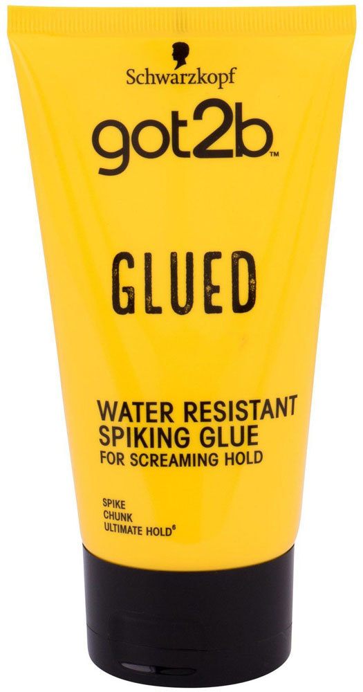 Schwarzkopf Got2b Glued Hair Gel 150ml (Strong Fixation)