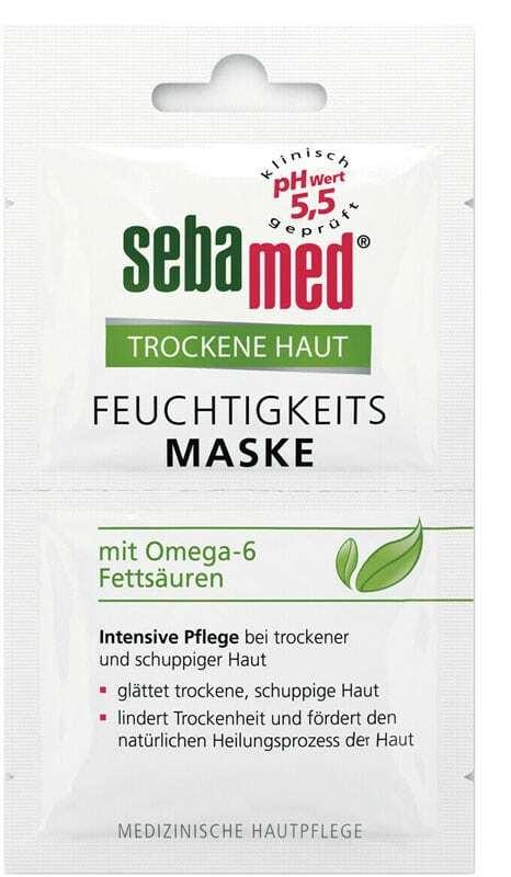Sebamed Extreme Dry Skin Moisture Face Mask 10ml