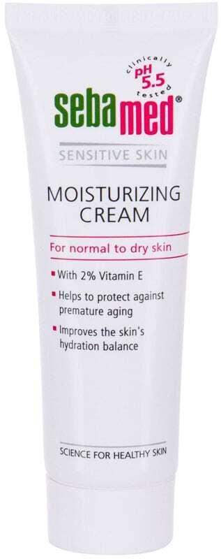 Sebamed Sensitive Skin Moisturizing Day Cream 50ml (For All Ages)
