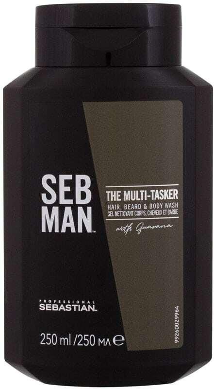 Sebastian Professional Seb Man The Multi-Tasker Shampoo 250ml (All Hair Types)