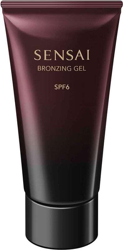 Sensai Bronzing Gel SPF6 Bronzer 63 Copper Bronze 50ml