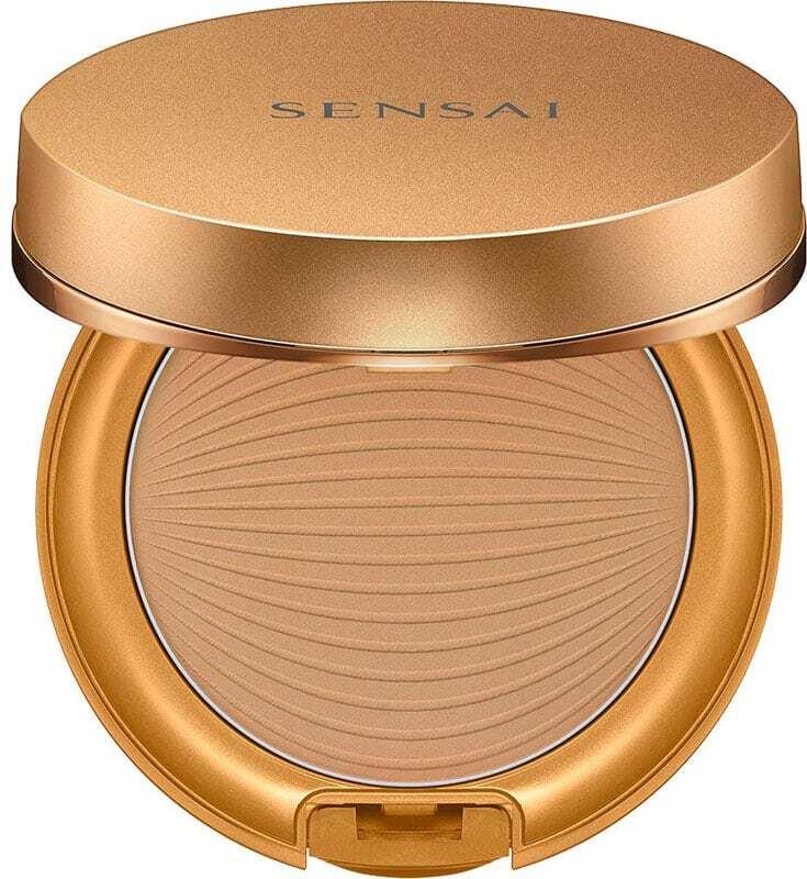 Sensai Silky Bronze Natural Veil Compact Bronzer SC03 Medium 8,5gr