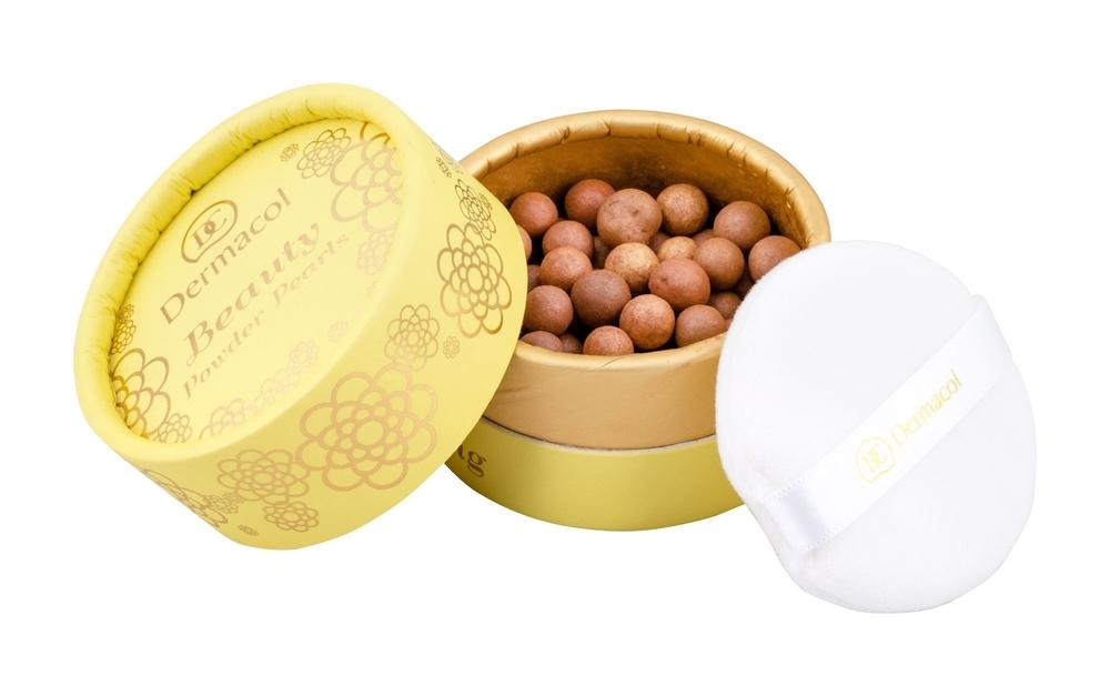 Dermacol Beauty Powder Pearls Bronzer 25gr Bronzing
