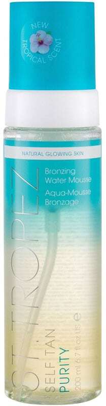 St.tropez Self Tan Purity Bronzing Water Mousse Self Tanning Product 200ml