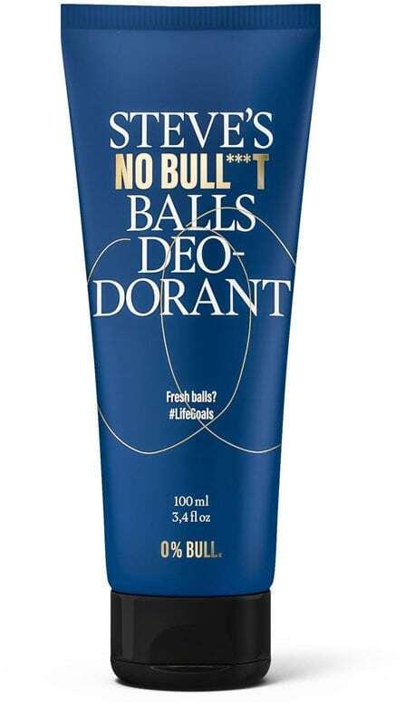 Steve´s No Bull***t Balls Deodorant Deodorant 100ml (Cream)