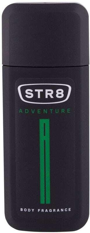 Str8 Adventure Deodorant 75ml (Deo Spray)