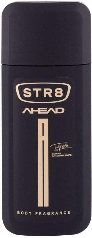 Str8 Ahead Deodorant 75ml (Deo Spray)