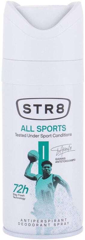 Str8 All Sports 72h Antiperspirant 150ml (Deo Spray)
