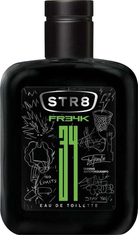 Str8 FR34K Eau de Toilette 100ml