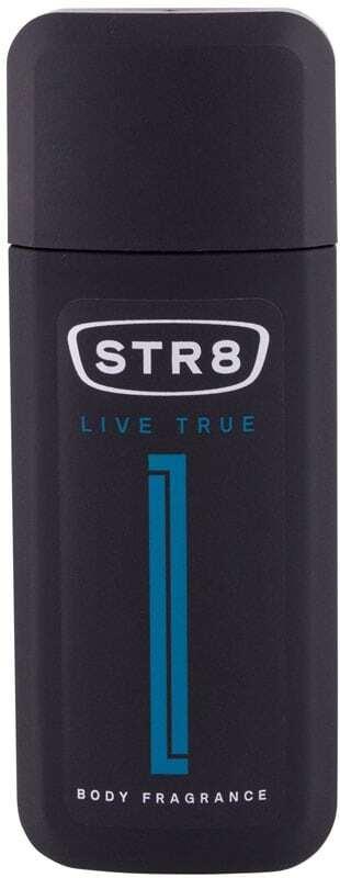 Str8 Live True Deodorant 75ml (Deo Spray)