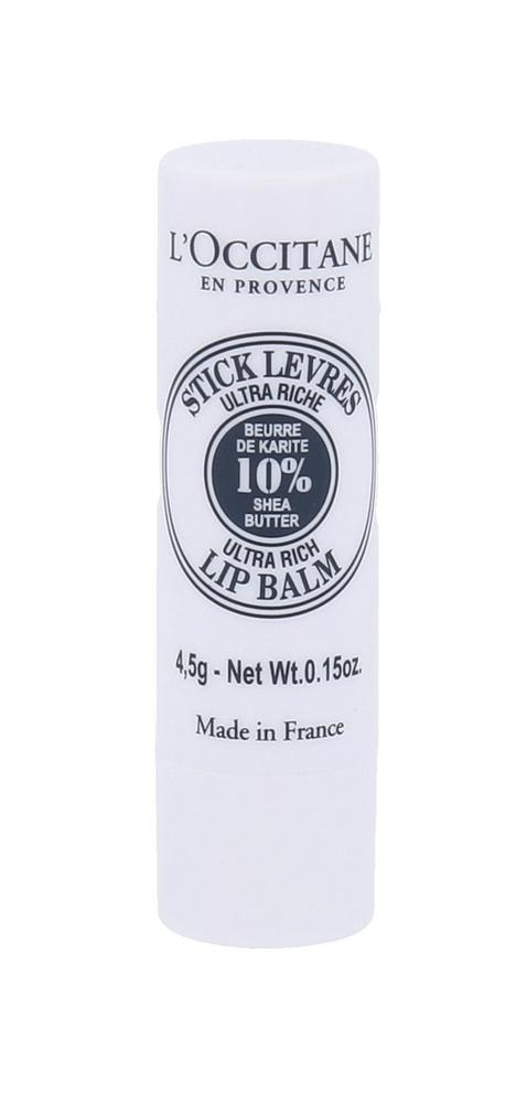 L/occitane Shea Butter Lip Balm Stick Lip Balm 4,5gr (For All Ages)