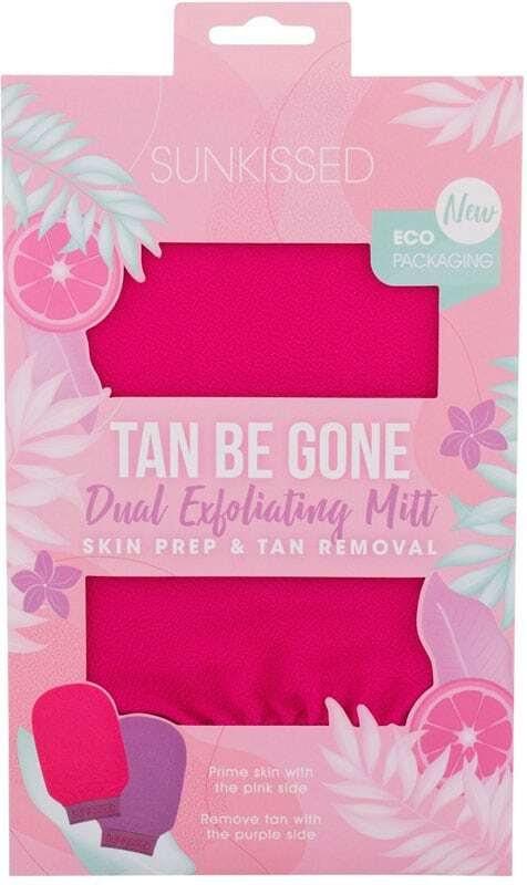 Sunkissed Mitt Tan Be Gone Self Tanning Product 1pc